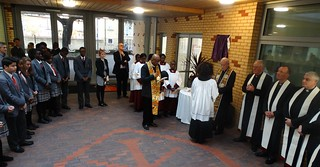 141118 - Opening of the new building of Sacred Heart School - Camberwell