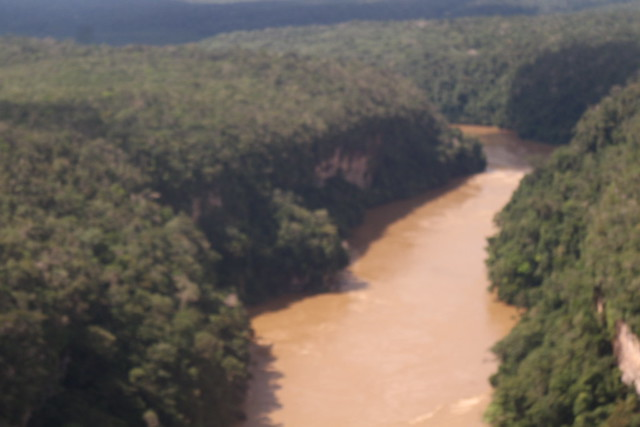 Cañon de Araracuara