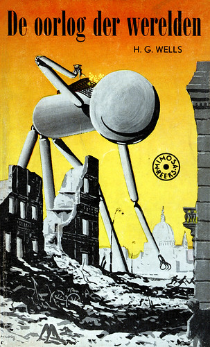 Mimosa War of the Worlds _ Rein van Looy