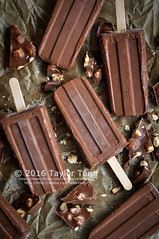 Chocolate Fudgesicle
