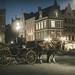 Carriage - Bruges, Belgium by Sebastian Bayer