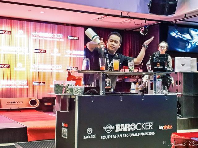 Hard Rock Cafe Singapore BARocker 2016-8
