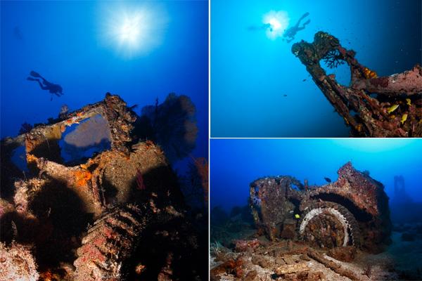 underwater morotai 3