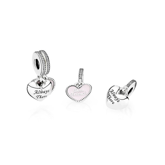 Best Friend Pandora Charm_001