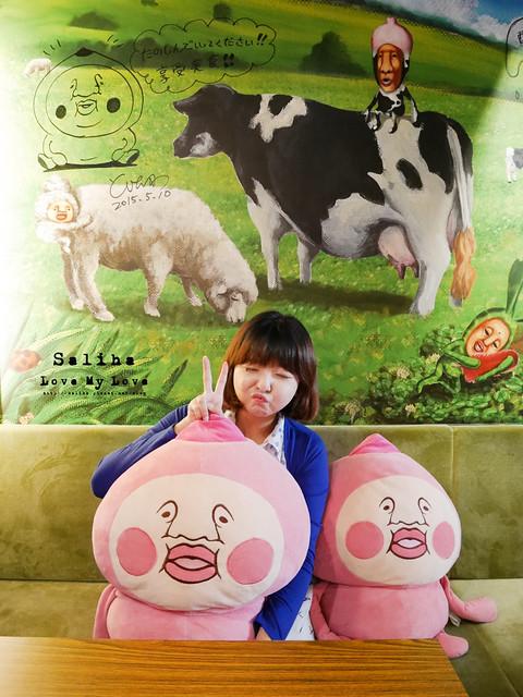 台北東區主題餐廳醜比頭的秘密花園輕食咖啡屁桃 (46)
