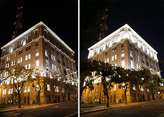 San Pedro City Hall Before & After