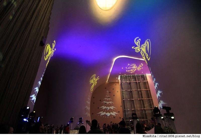 台中歌劇院光雕 台中耶誕 台中聖誕活動 臺中國家歌劇院 臺中國家歌劇院聖誕 聖誕燈光秀 歌劇院聖誕燈光10