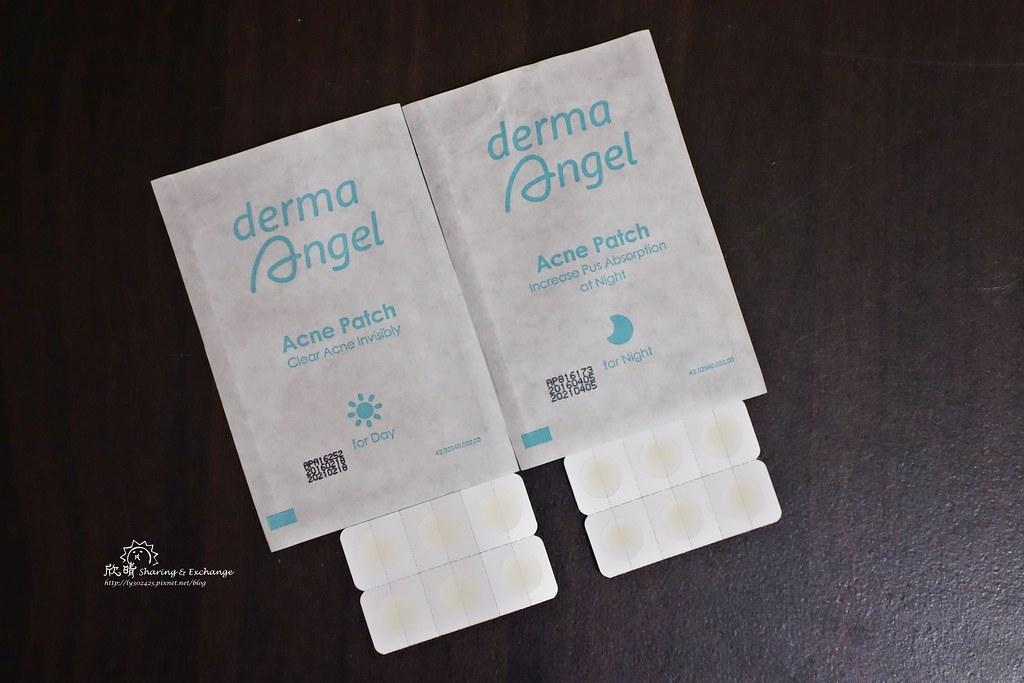 隱形痘痘貼 | DermaAngel護妍天使痘痘貼。人工皮用法化妝貼多久推薦