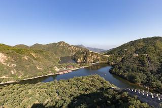 Imagem de Great Wall of China. urlaubchina201610 beijing beijingshi china cn