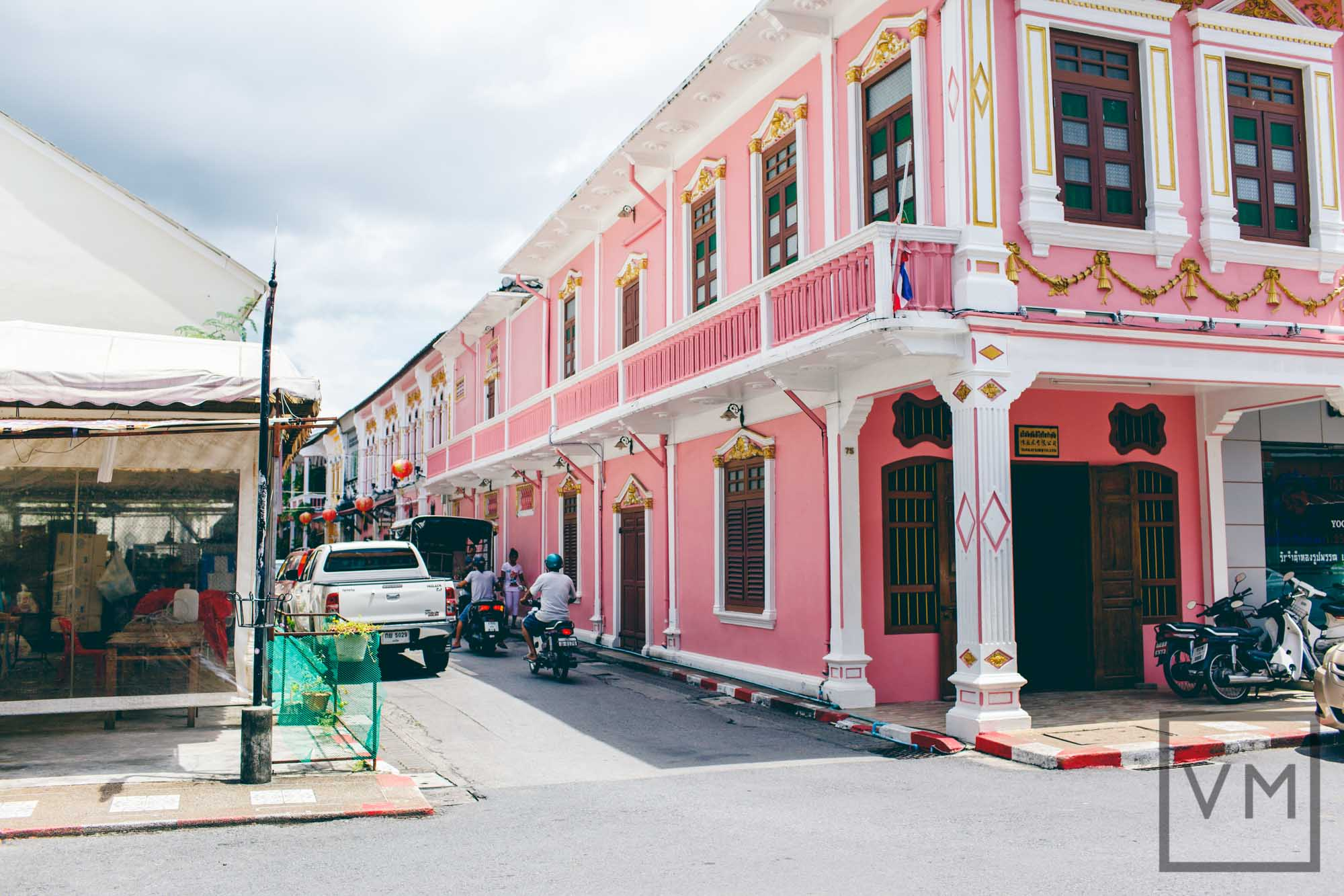 Old Phuket Town