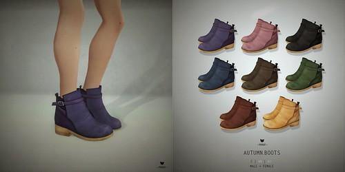 Autumn.Boots @ Kustom9