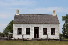 Farm manager's house, Lower Fort Garry