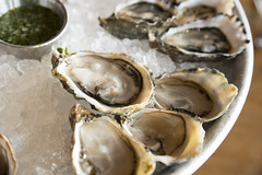 Oyster Bar Mix, Hog Island Oyster Co., Ferry Building Marketplace