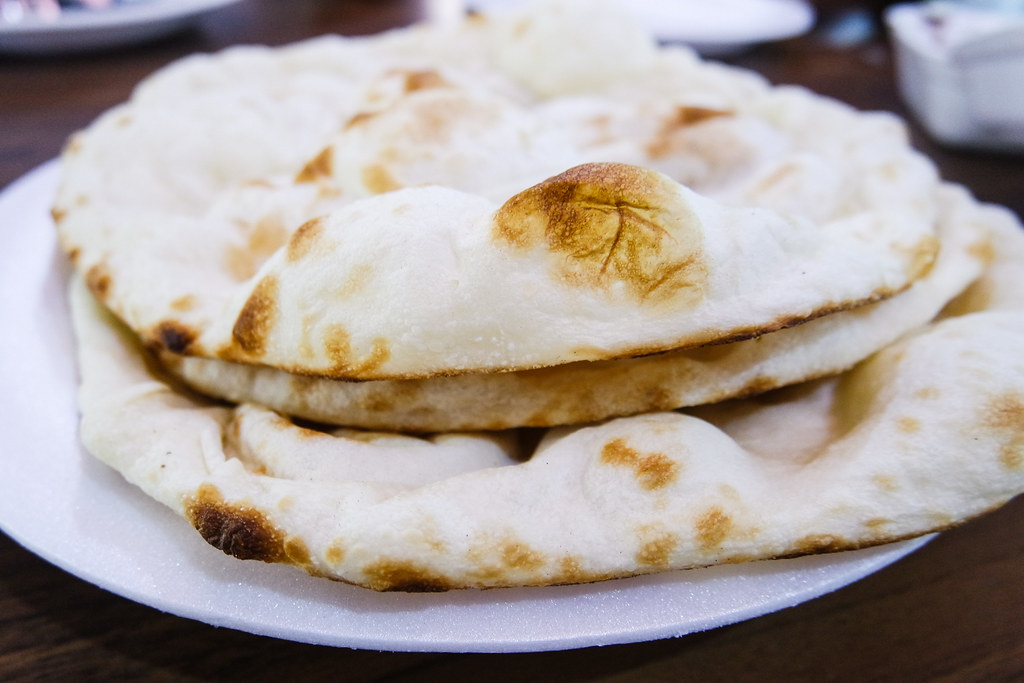 North Indian & Pakistani Food's Naan