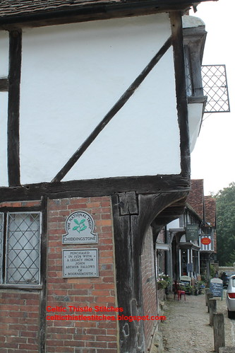 Chiddingstone Post Office