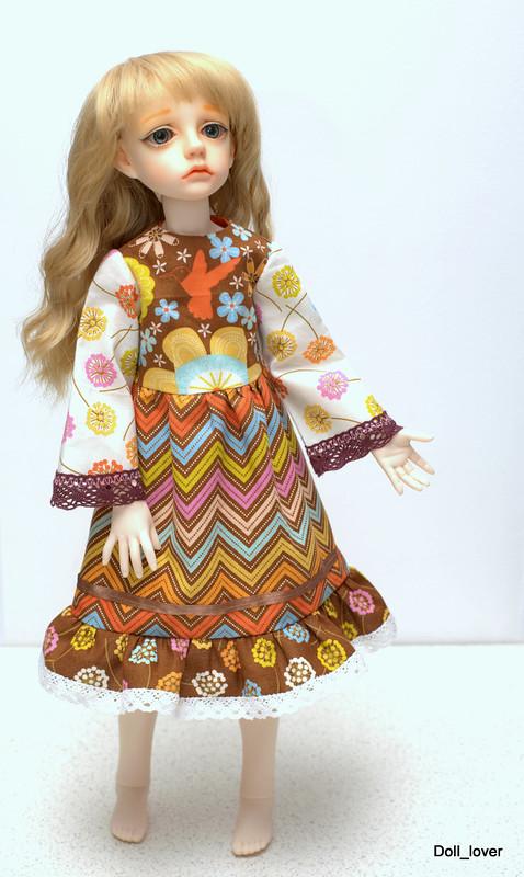 платье для БЖД