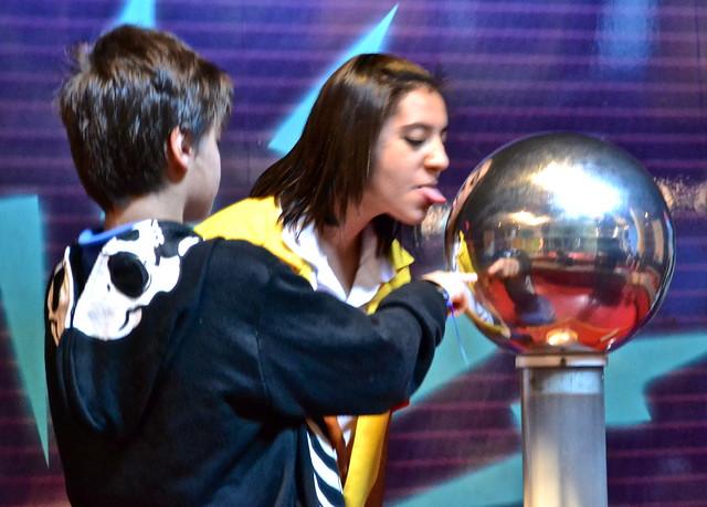 electrifying, el museo de los niños, Guatemala City