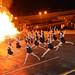 Spirit Week Bonfire 2014
