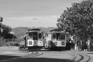 Cable Car - Van Ness Powell Outbound
