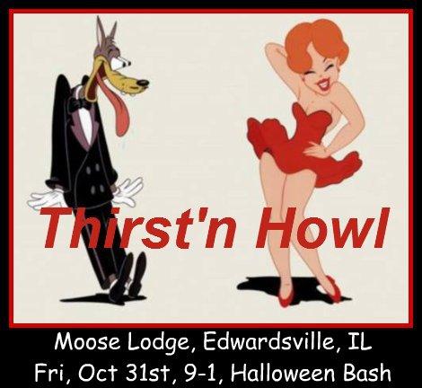 Thirst'n Howl 10-31-14