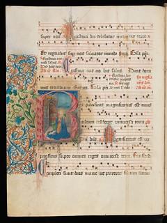 Fribourg/Freiburg, Couvent des Cordeliers/Franziskanerkloster, Ms. 6, f. 14v