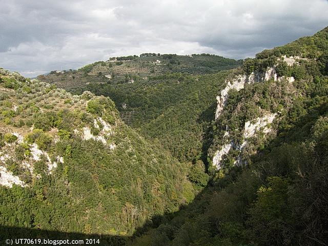 Spoleto - Flußtal