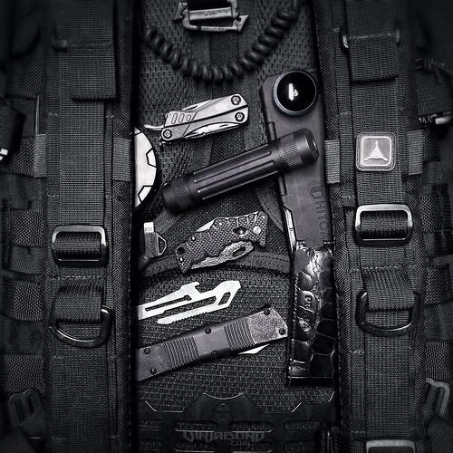 Vagabonding EDC w/ FAST Pack Backpack