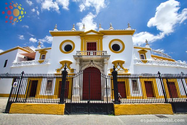 atrações imperdíveis de Sevilha: La Maestranza