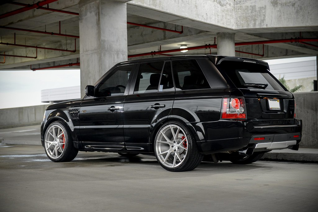 "Range Rover L322 22 Inch Wheels >> 2011 Range Rover Sport Supercharged | 22"" Velos S3 Forged Wheels & More"