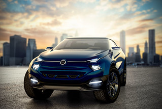 Fiat 2014 FCC4 Concept