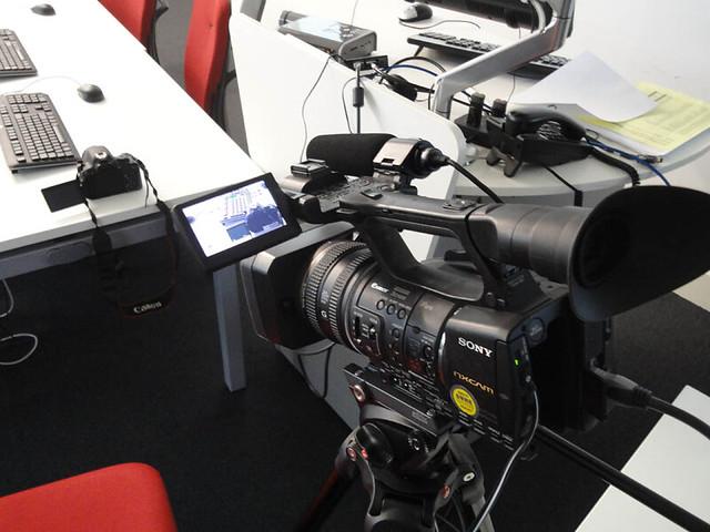 Live Demo of DSLR Video Settings