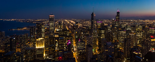 nightphotography panorama usa chicago skyline night america skyscraper canon eos us illinois lowlight unitedstates nacht unitedstatesofamerica amerika hochhaus johnhancockcenter nachtfotografie hochhäuser vereinigtestaatenvonamerika 60d canon60d canoneos60d eos60d 360chicago photoshopelements13