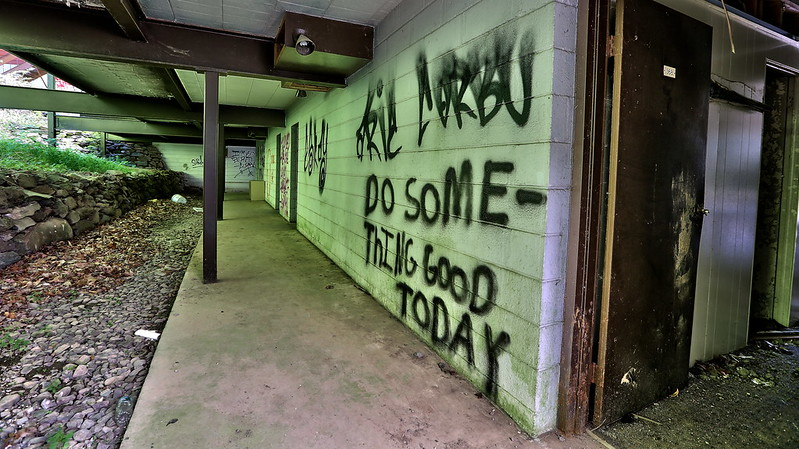 Abandoned Resort in The Pocono's  (52)