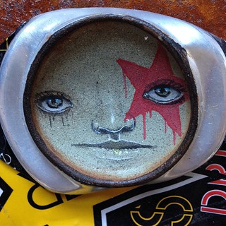 Rarely have the chance to put a can on the site to sell myself  this fallen star has just gone live at www.mydogsighs.com.