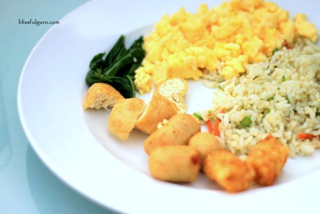 Kuala Lumpur StarPoints Hotel Breakfast