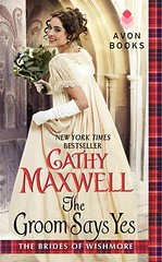 The Groom Says Yes by Cathy Maxwell Signed