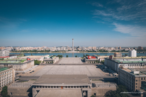 north korea pyongyang dprk juche