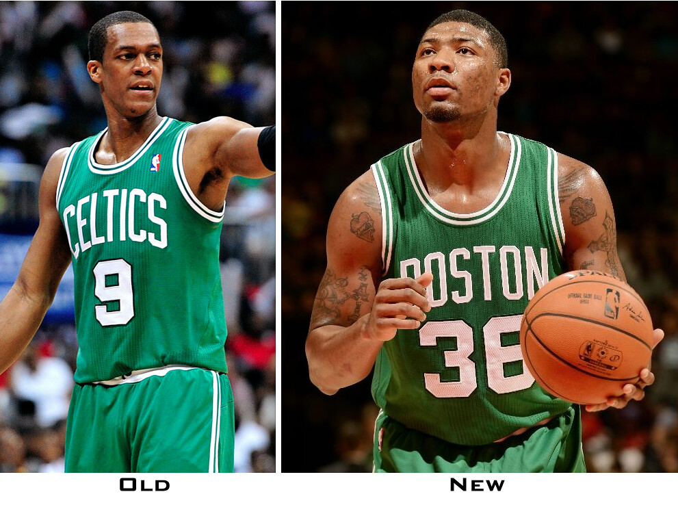 014e4f4e4449 The Celtics have changed the chest insignia on their road jersey ...