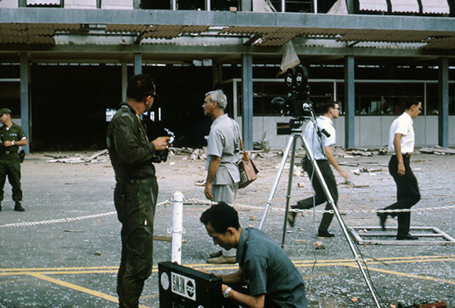 Saigon 1965 - Vụ đánh bom khủng bố tại nhà ga sân bay Tân Sơn Nhứt