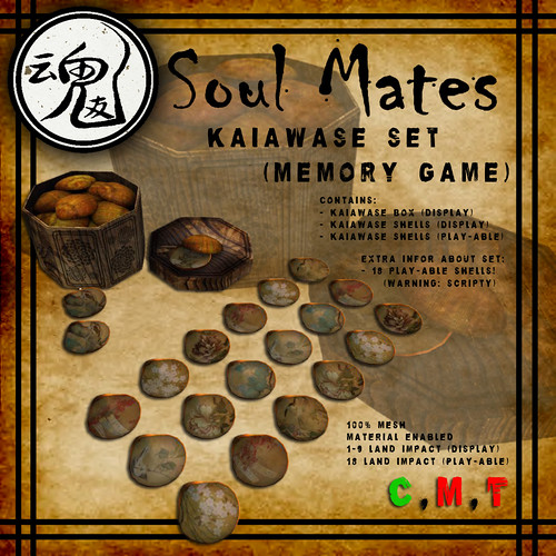 Soul Mates Kaiawase
