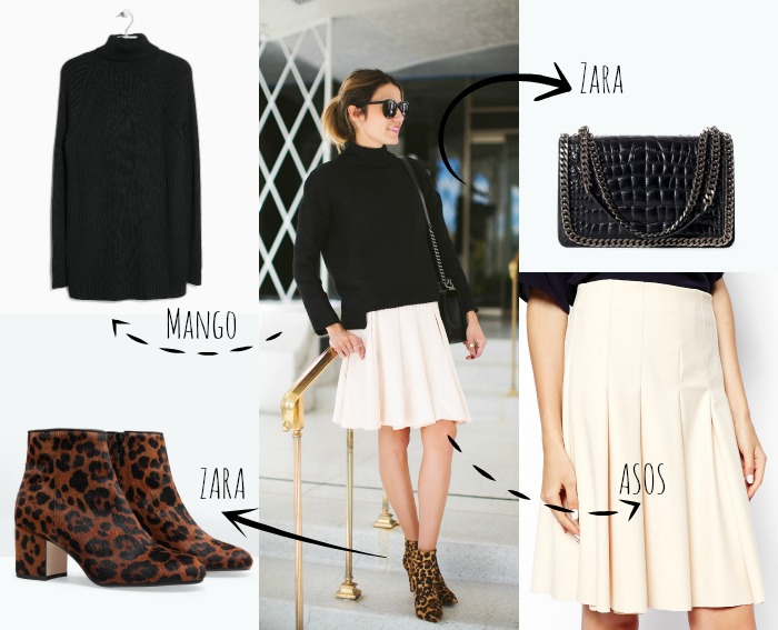 hello fashion blog falda