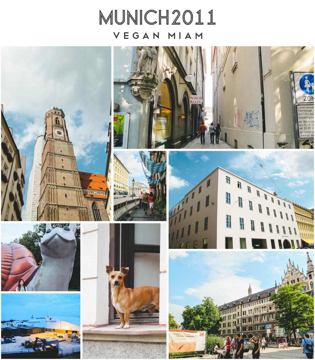 Vegan Munich