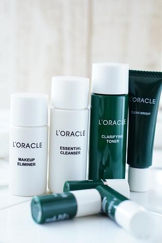 オラクル L'ORACLE 化粧品のトライアル