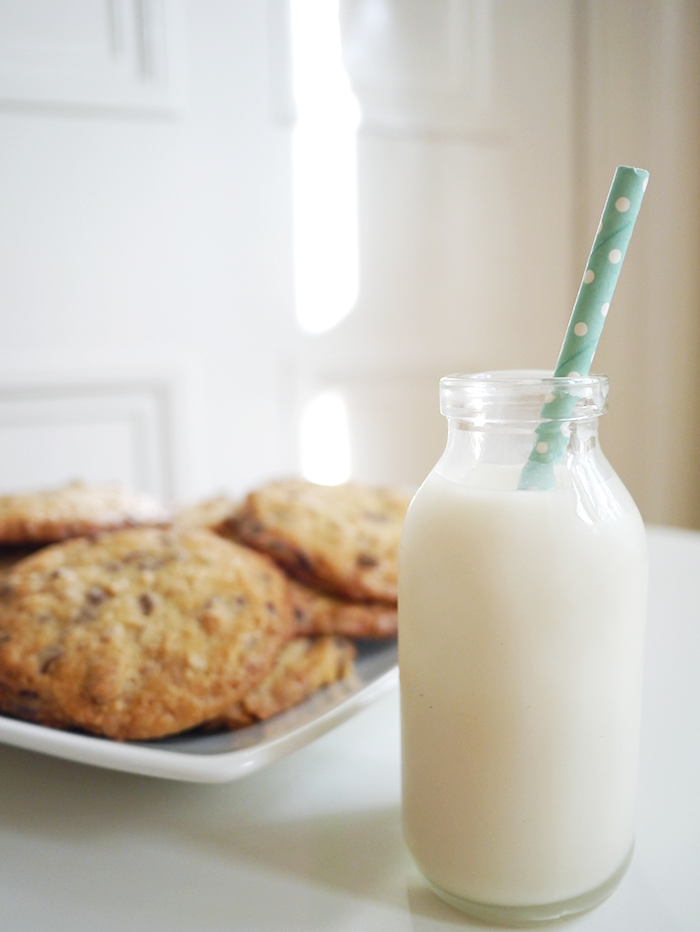 granola chocolate chip cookies recipe 2