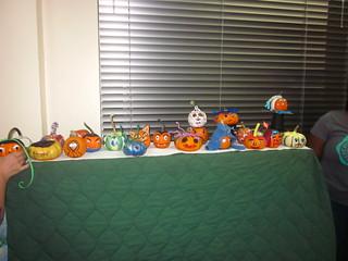 Pumpkin Painting (9)