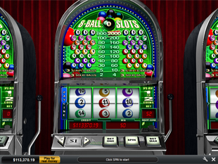 8-Ball Slots slot game online review