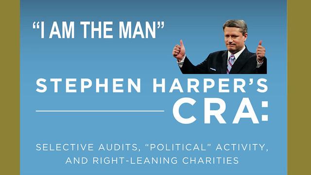 Stephen Harper I am the Man