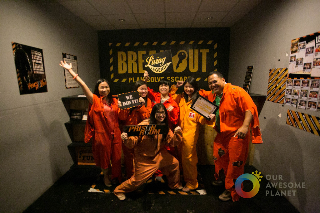 The Prison Room Breakout From The Prison Room In 45