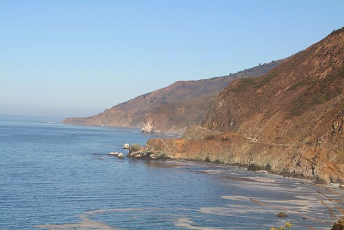 North on the PCH