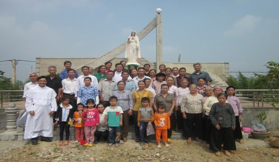 Giáo Xứ Yên Phú: Cuộc Gặp Gỡ